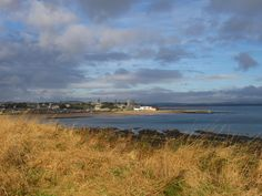 St Andrews from the Fife Coastal Path