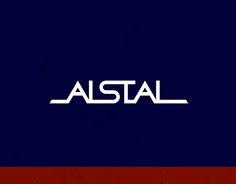 "Check out new work on my @Behance portfolio: ""Alstal logo"" http://be.net/gallery/43571007/Alstal-logo"