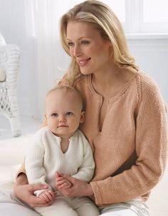 Mom's Classic Sweater