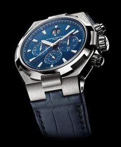Vacheron Constantin - Overseas Chronograph | Time and Watches