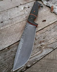 Black roc knives #tacticalknife