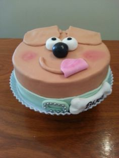 Torta perro
