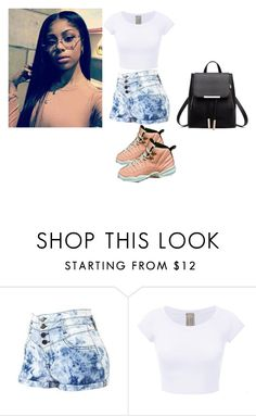 """""""Cute gang"""" by janiyahmartin ❤ liked on Polyvore featuring beauty"""