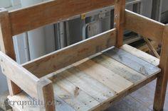 Bedframe Bench 3