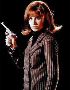 The Girl from U.N.C.L.E. (1966) Stephanie Powers as April Dancer