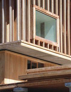 Casa en Abriès. Atelier Fernández & Serres | TECTÓNICAblog