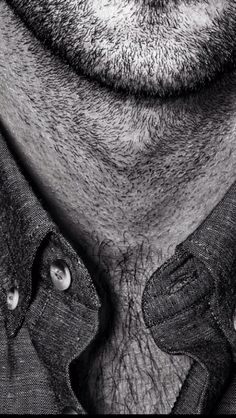 All Men should be hairy.  Wonderful :-)