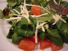 Refreshing Winter Salad