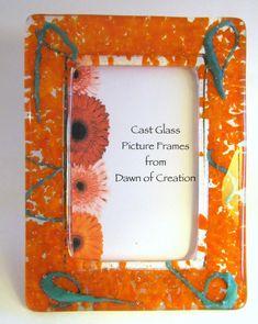 Fused Glass Art, Glass Wall Art, Mosaic Glass, Cast Glass, Fire Glass, Glass Fridge, Glass Picture Frames, Employee Gifts, Wedding Frames