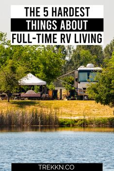 It's a friggin' dream. That's what you most likely say when you look at our full-time RV life on the road. Am I right? And while it is amazing, incredible and we find ourselves pinching each other to make sure this life is real, it's also very very hard. As with anything in life, you have to weigh the pros and cons and we want to layout both of them before you so you can have a clear picture of what full-time RV living is really like. #fulltime #rvliving #rvlife Minimal Travel, Rv Campgrounds, Rv Travel, Rv Life, Rv Living, Campervan, The Incredibles, Layout, House Styles