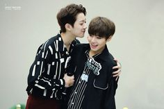 """""""Every time people fall in love with me, something terrible will happ… # Fan-Fiction # amreading # books # wattpad Woo Young, Young Love, Produce 101, 3 In One, One Pic, Dan Lin, Yoo Seonho, Park Bo Gum, No Min Woo"""