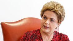La presidenta de Brasil asegura que el proceso de destitución en su contra es un  golpe contra la democracia . oe la entrevista que ha concedido en medio de la crisis política en su país