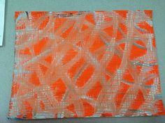 Paste paper