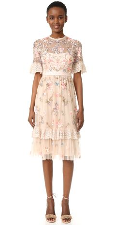 Needle & Thread Ditsy Scatter Dress   SHOPBOP SAVE UP TO 25% Use Code: EVENT17