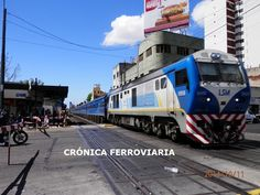 CRÓNICA FERROVIARIA: Línea San Martín: Parada Chacarita pasará a llamar...