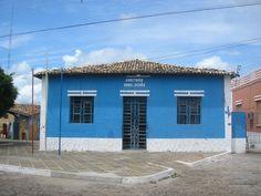 Auditório Monsenhor Lindolfo Uchôa - Barras - Piauí
