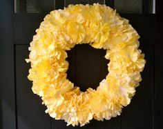 everything nice: Spring Wreath