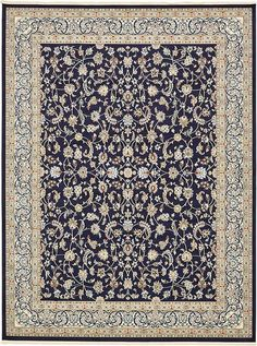 Select the Unique Loom Nain Design Collection 10 ft. x 13 ft. Area Rug to enhance your home decor. This loomed rug has stain-resistant fabrics and fade-resistant materials. It has a medallion motif for a mandala detailing. It comes in a blue shade to Aqua Area Rug, Floral Area Rugs, Purple Area Rugs, Light Blue Area Rug, Navy Blue Area Rug, Beige Area Rugs, Light Colors, Rectangular Rugs, Rugs Online
