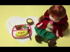 [HD] Rement miniature rilakkuma Lunch set 리멘트 식완 미니어쳐 리락쿠마 런치세트 リーメント リラ...