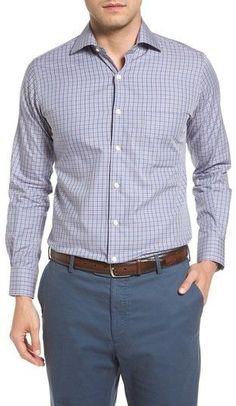 Mens Designer Shirts, Sports Shirts, Shirt Designs, Handsome, Nordstrom, Plaid, Shirt Dress, Formal, Fitness