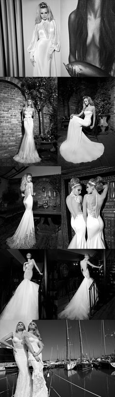 Bridal style : Galia Lahav - Belle Amour