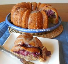 Your friends and family will love this Blackberry Coffee Cake and think you made it from scratch. It is easy to make and would make a wonderful dessert with coffee. I love it for breakfast. Blackbe…