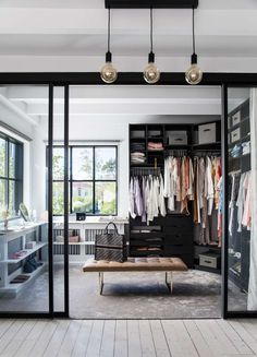 Did you know also creates beautiful wardrobes? Get in touch with us and start creating yours! Built In Dresser, Walking Closet, Vanity Area, Garment Racks, Modernism, Jewellery Storage, Bathroom Storage, Interior Design Inspiration, Dressing Room