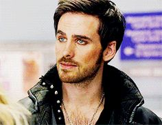 """""""Given our history, can you blame me for being uncertain?""""  - hook"""