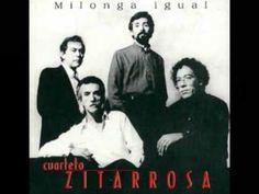 Cuarteto Zitarroza - Milonga Igual   -disco entero-