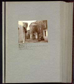 Catálogo-inventario monumental de la provincia de la Coruña [Manuscrito] / compuesto por Rafael Balsa de la Vega por encargo de la R.O. de 18 de julio de 1908. Apéndice.- 71 h. ms. sobre papel sin pautar, 72 h. de cart. con fot. bl. y n. con pie de foto informativo ms. http://aleph.csic.es/F?func=find-c&ccl_term=SYS%3D001359480&local_base=MAD01