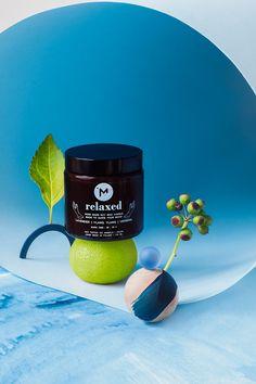 Relaxed - Aromaterapeutyczna Świeczka Sojowa 120ml - Miamiko - Piękne i ekologiczne maty do jogi