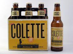 Beer | Great Divide Colette Farmhouse Ale