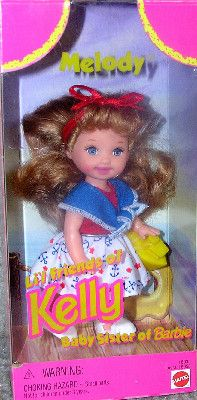 Lil Friends of Kelly® Melody® Doll