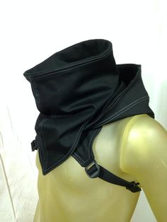 Outlaw Cowl by Crisiswear on Etsy