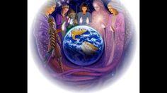 ESCUCHANDO TUs ÁNGELES, Guia contacto con 7 arcangeles