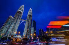 Frenetic Urban Kuala Lumpur by Rob Whitworth