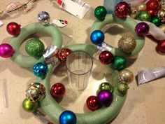 wreath2 by knitterpated, via Flickr