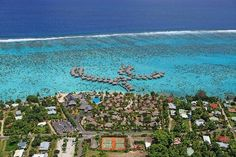 It was the Sheraton Lagoon Resort and Spa when we stayed there, but I'm sure it's still nice :) ~Hilton Moorea Lagoon Resort and Spa