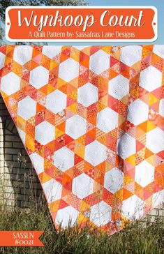 Wynkoop Court Quilt Pattern