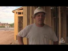 A construction framer talks about protecting his crew from falls.