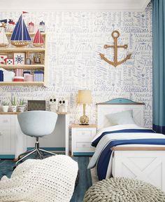 Beach House Bedroom, Home Bedroom, Interior Design Inspiration, Kids Rugs, Home Decor, Decoration Home, Kid Friendly Rugs, Room Decor, Home Interior Design