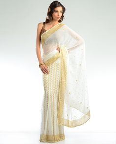 This can be your sari for my wedding! :)