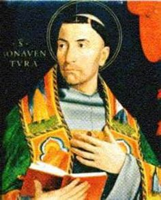 Today is the Feast of: Saint Bonaventure, O.F.M. (1221 – 1274)  Born in Italy, almost nothing is known of his childhood, other than the names of his parents, Giovanni di Fidanza and Maria Ritella. ...(Read the rest of the story here:) https://www.facebook.com/St.Eugene.OMI?ref=hl