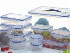 Remova o odor de vasilhas plásticas - Ideal Receitas