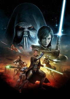 Star Wars- the Old Republic