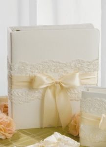 CHANTILLY LACE MEMORY BOOK in Accessories by Manufacturer - DyeableShoeStore.com