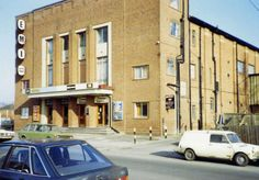 Cinema, Park Way, Newbury c 1983