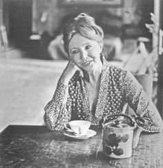 """""""I'm restless. Things are calling me away. My hair is being pulled by the stars again."""" ―Anaïs Nin Have you ever been asked who you would most love to have over for a dinner party? Today, I'll introduce you to my first choice for a dinner guest. Only, I'd make it a tea with lots …"""