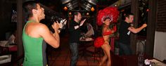 Our nighly interactive live Samba show - fun for everyone! Roasted Pineapple, Turkey Wraps, Sauteed Mushrooms, Grilled Pork, Charcoal Grill, Roast Beef, Samba, Montreal, Live