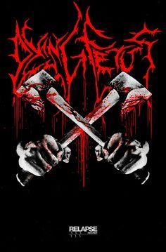Heavy Metal Art, Heavy Metal Bands, Black Metal, Metal Band Logos, Rock Band Logos, Rock Poster, Metal Shirts, Extreme Metal, Metal Albums